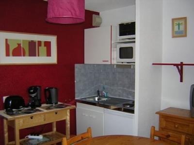 Kitchenette Location Apartment 126 Les Arcs