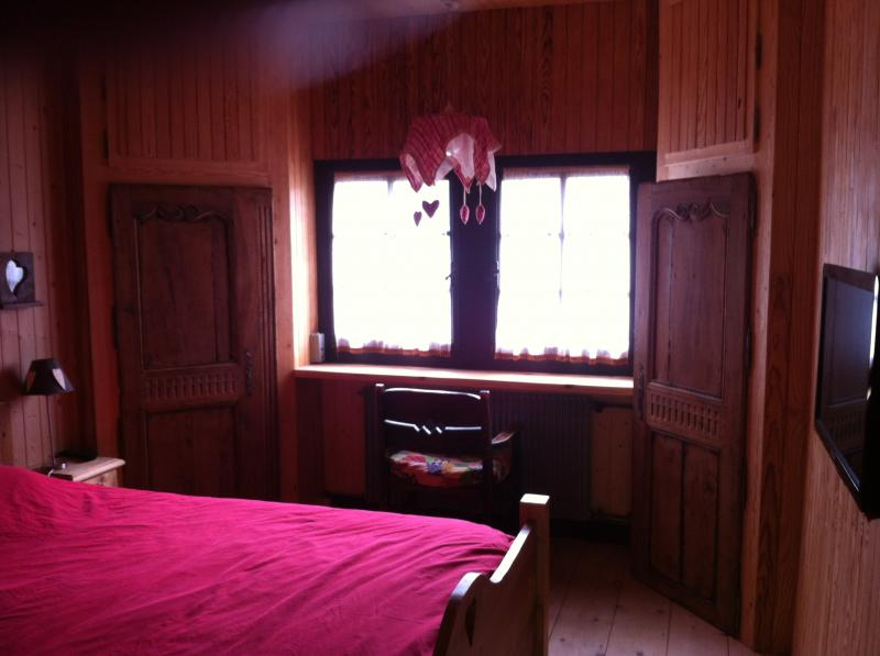 bedroom 1 Location Chalet 1350 Les Gets