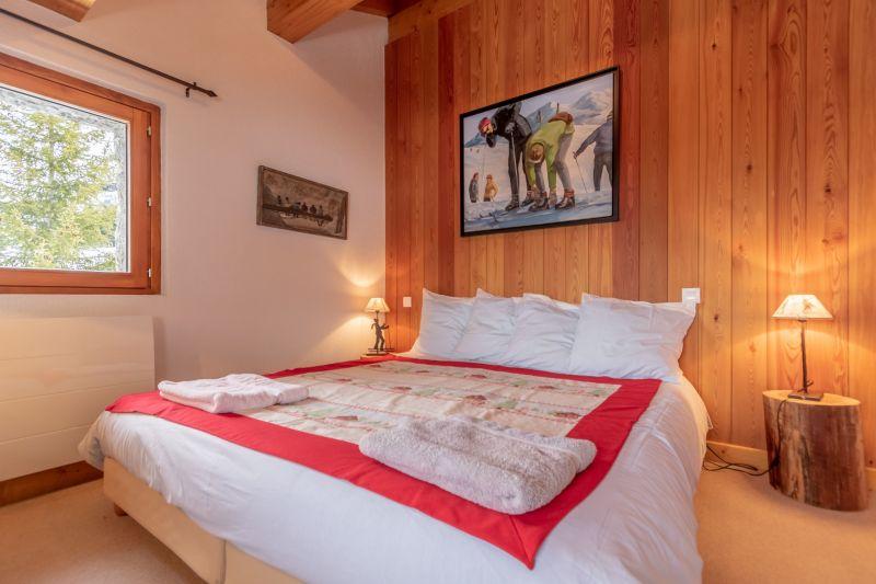 bedroom 1 Location Chalet 136 Les Arcs