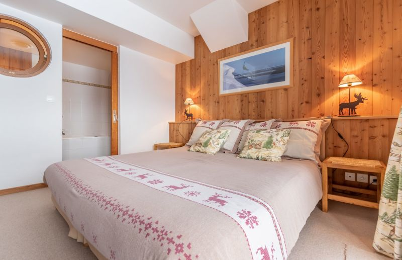bedroom 2 Location Chalet 136 Les Arcs