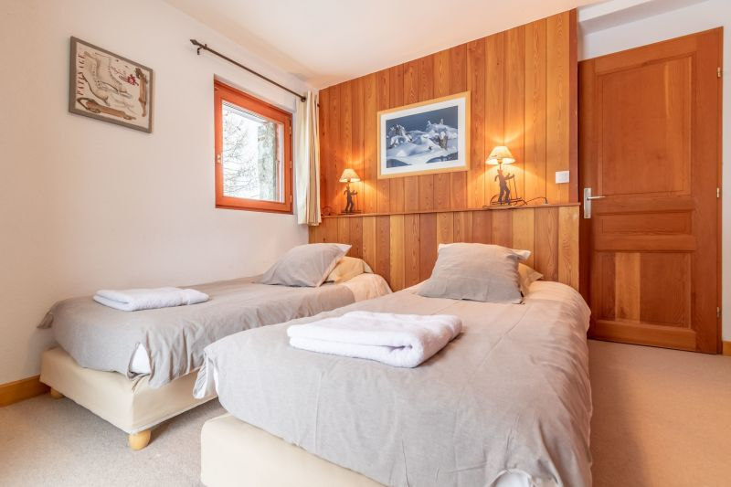 bedroom 4 Location Chalet 136 Les Arcs
