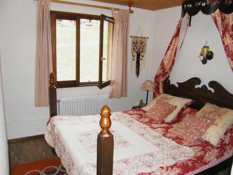 bedroom 1 Location Apartment 1360 Le Grand Bornand