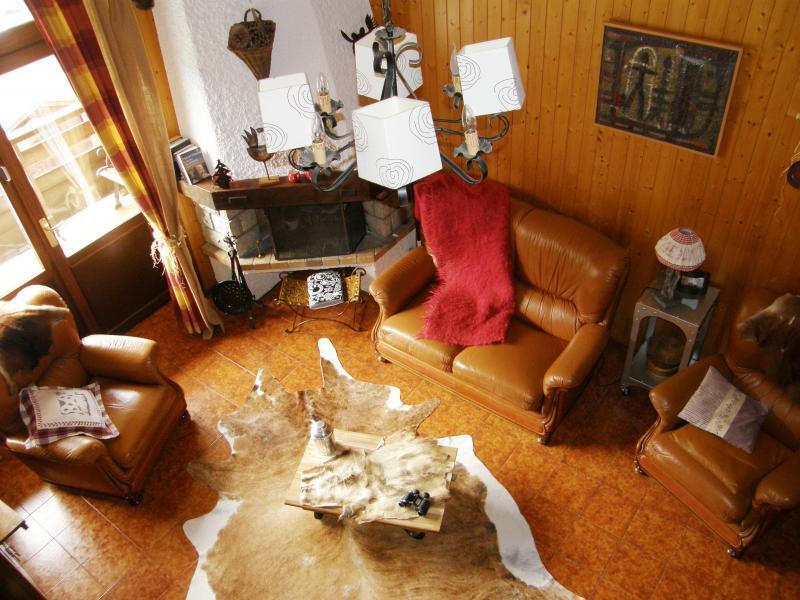 Property map Location Apartment 1360 Le Grand Bornand
