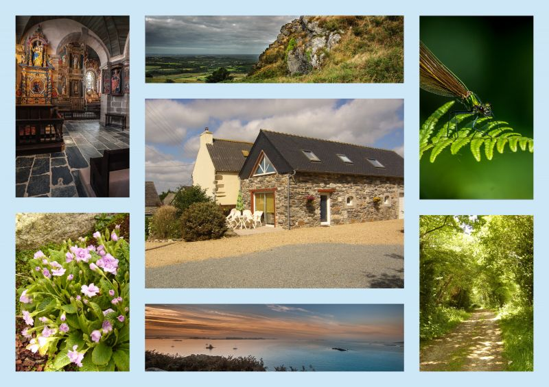 Location Self-catering property 13634 Morlaix