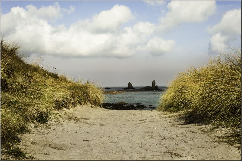 Beach Location Self-catering property 13634 Morlaix