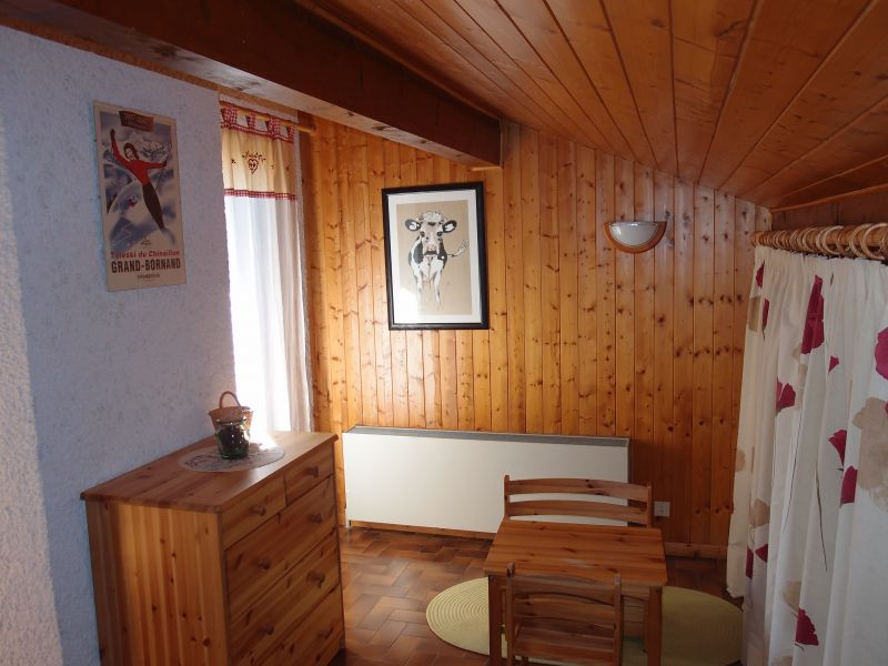 Extra sleeping accommodation Location Apartment 1370 Le Grand Bornand