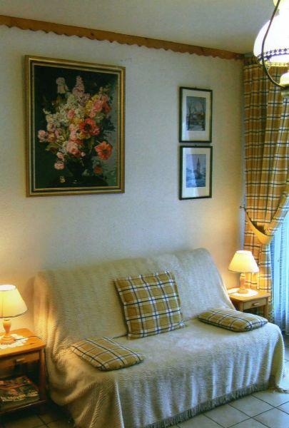 Location Studio apartment 1409 Les Houches