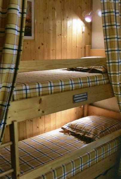 Extra sleeping accommodation Location Studio apartment 1409 Les Houches