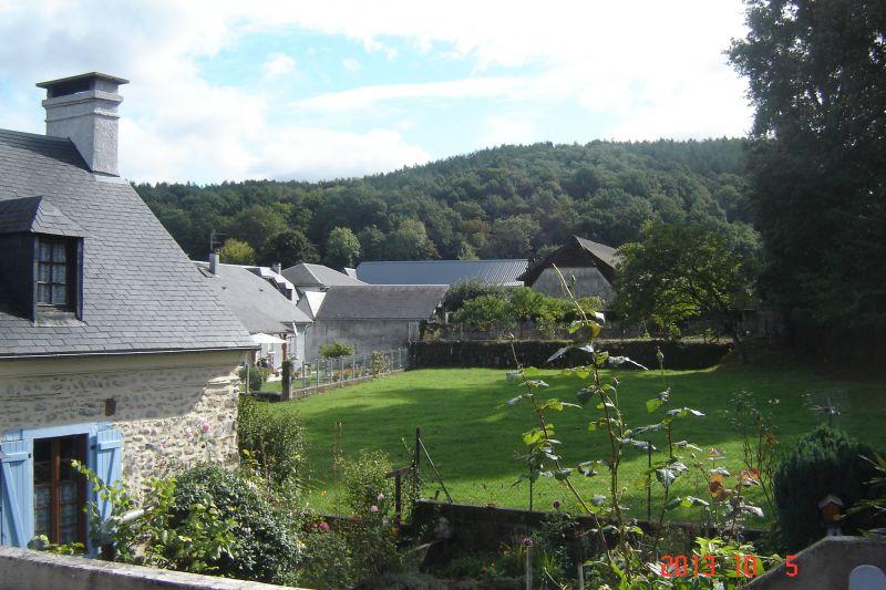 View from terrace Location Studio apartment 14408 Lourdes