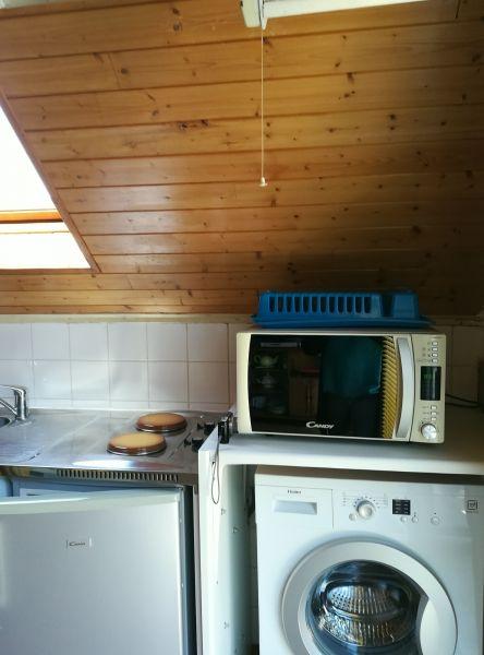 Summer kitchen Location Studio apartment 14408 Lourdes