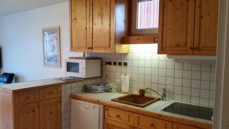Open-plan kitchen Location Apartment 14721 Les 2 Alpes