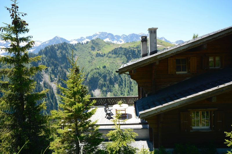 Outside view Location Chalet 14794 Les Crosets