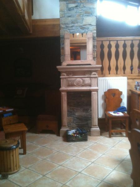 Hall Location Apartment 148 Les Arcs
