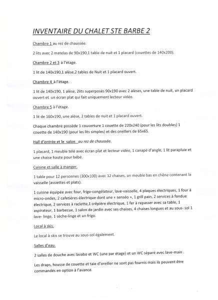 Property map Location Chalet 14859 Praz de Lys Sommand