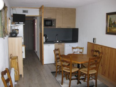 Location One-room studio flat 15138 Les Arcs