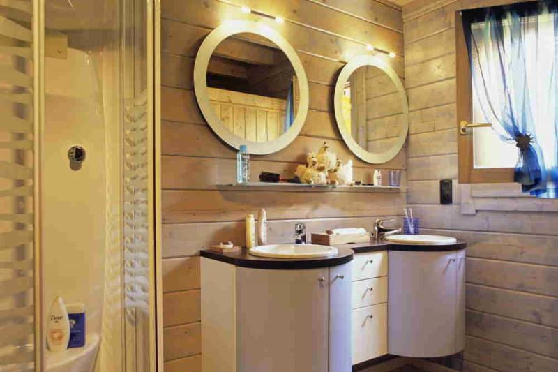 bathroom 1 Location Chalet 15350 La Bresse Hohneck