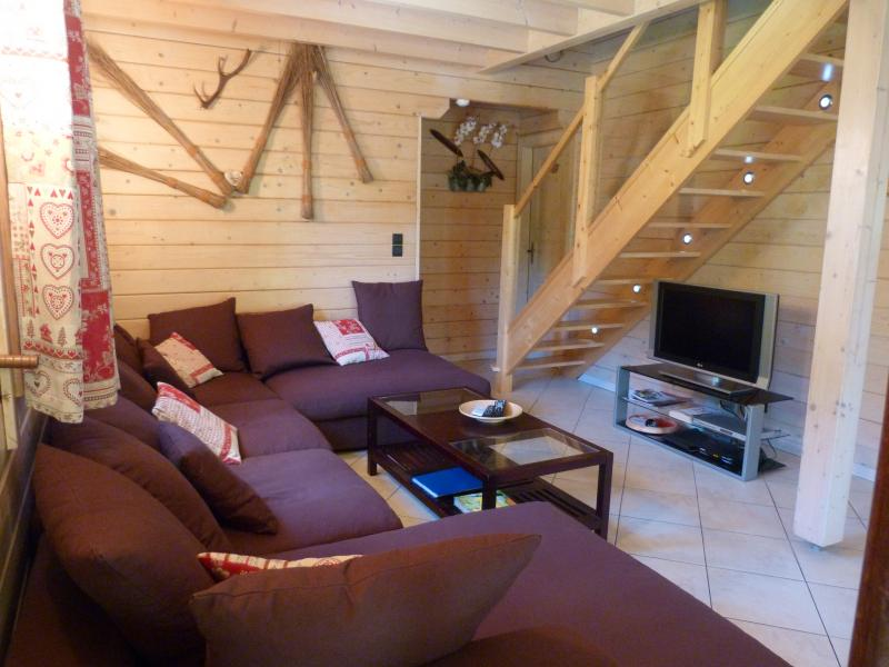Sitting room Location Chalet 15350 La Bresse Hohneck