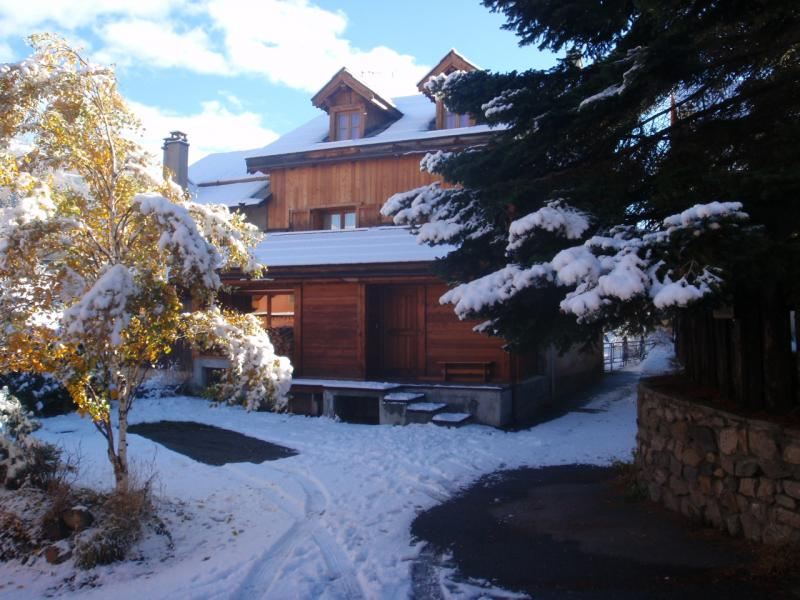 Outside view Location Chalet 15369 Serre Chevalier