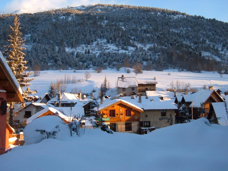View from the property Location Chalet 15369 Serre Chevalier