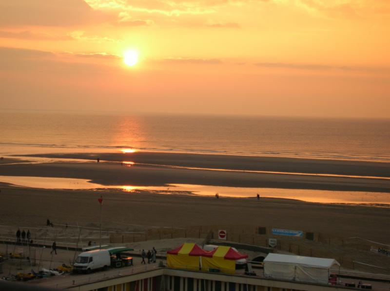 View from the balcony Location Studio apartment 15973 Le Touquet