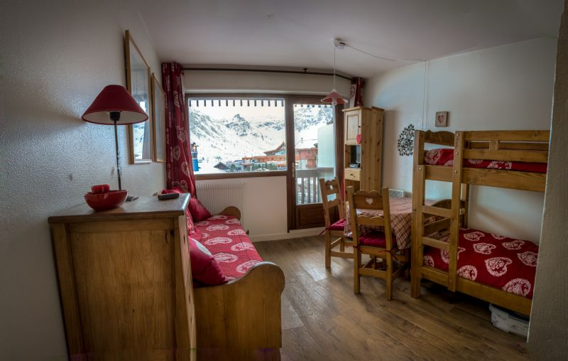 Location Studio apartment 16043 Tignes