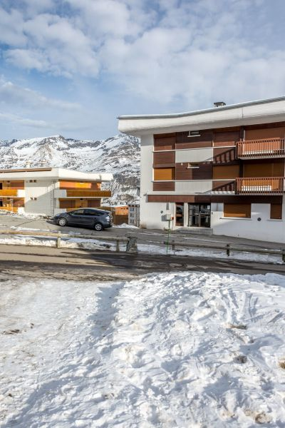 Surroundings Location Studio apartment 16043 Tignes