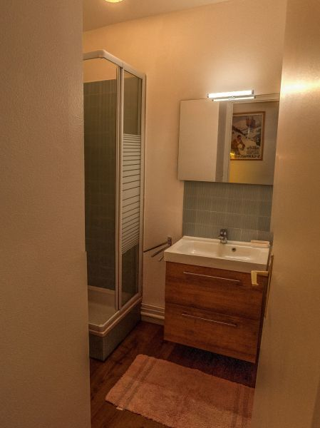 Washing facilities Location Studio apartment 16043 Tignes