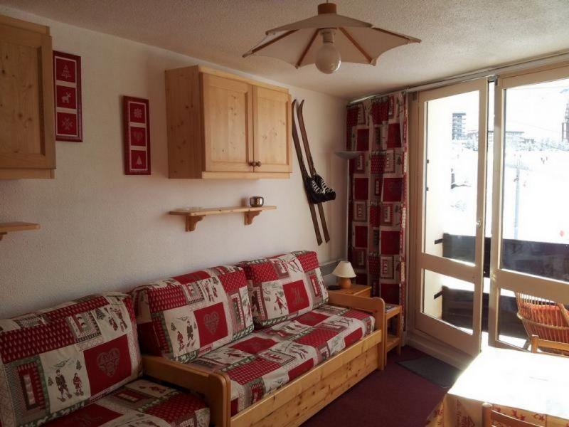 Location Studio apartment 1615 Les Menuires