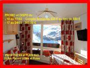 Studio apartment Les Menuires 3 to 4 people