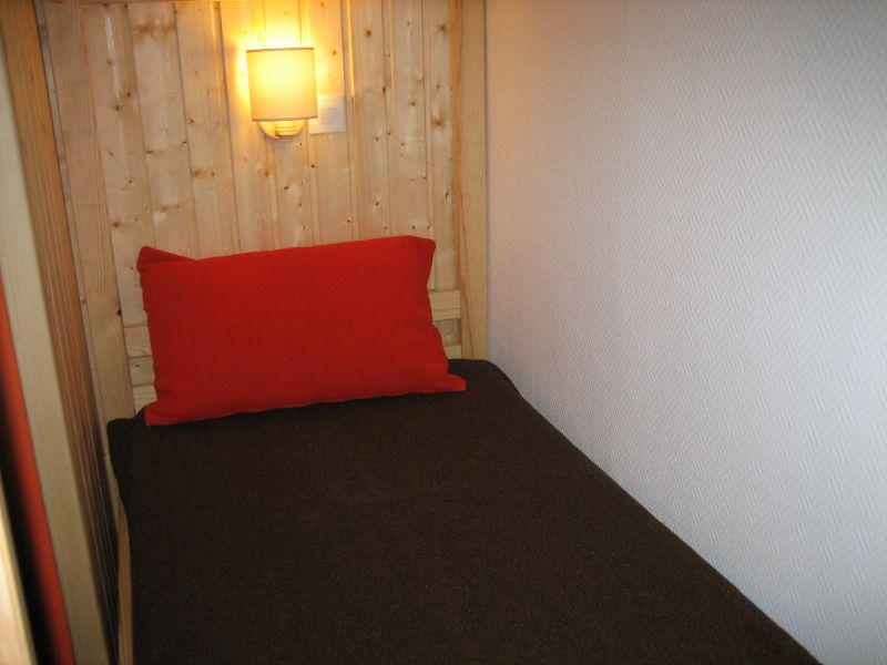 Extra sleeping accommodation Location Studio apartment 1628 Les Menuires