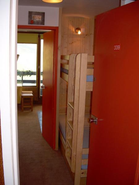 Hall Location Studio apartment 1628 Les Menuires
