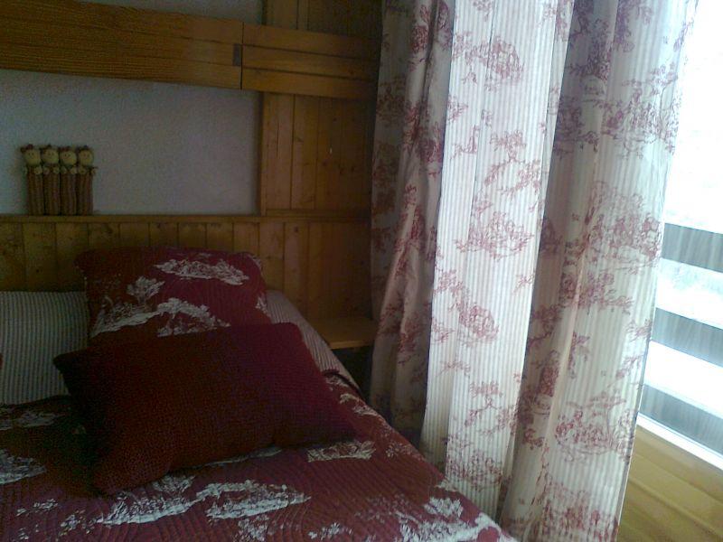 bedroom Location Apartment 1629 Les Menuires