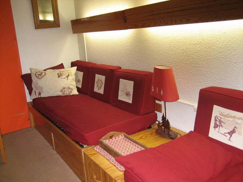 Living room Location Apartment 1629 Les Menuires