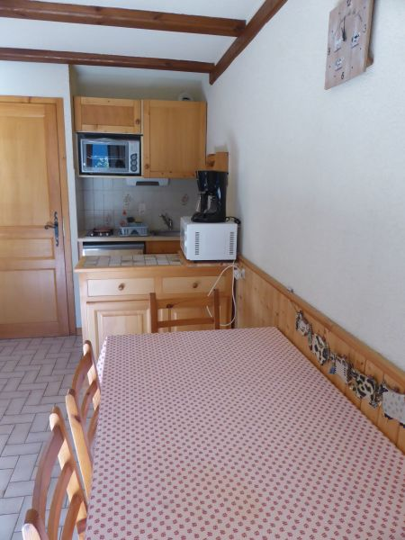 Kitchenette Location Studio apartment 16574 Châtel