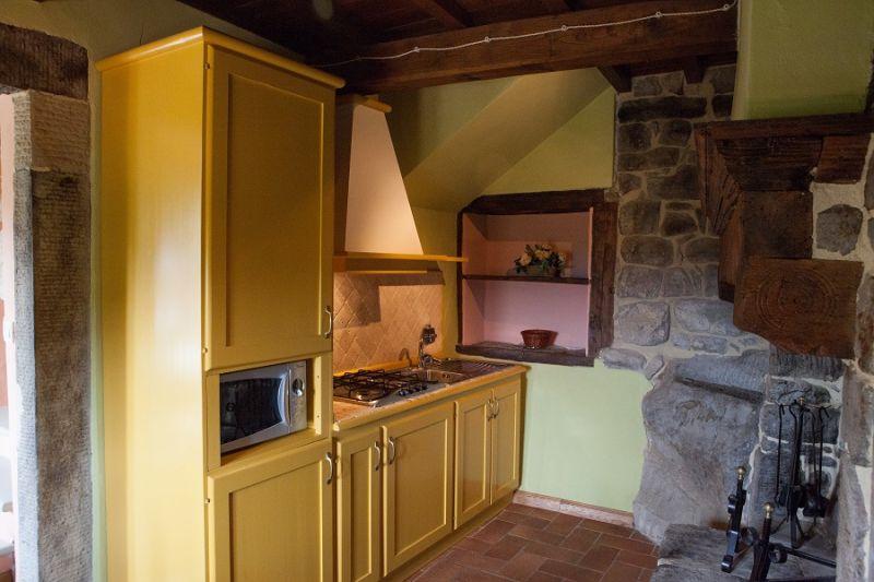 Kitchenette Location Apartment 16737