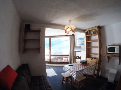 Hall Location Studio apartment 1697 Les Menuires