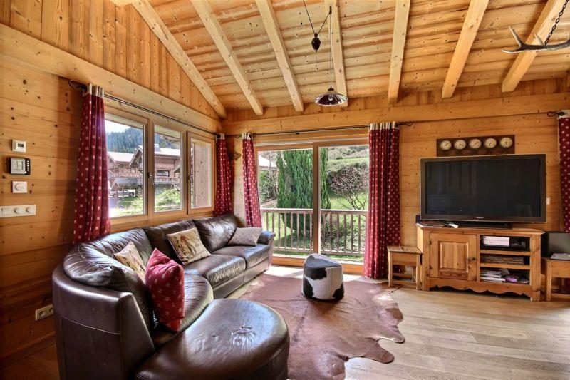 Living room 1 Location Chalet 17372 Saint Jean d'Aulps- La Grande Terche