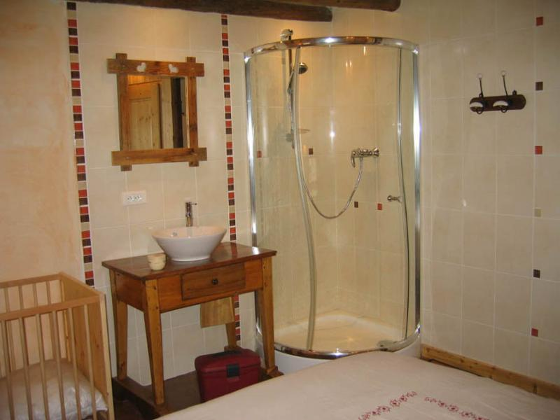 bedroom 1 Location Chalet 1767 Les Menuires