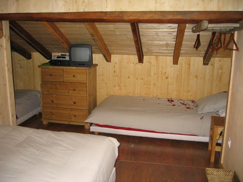 bedroom 4 Location Chalet 1767 Les Menuires