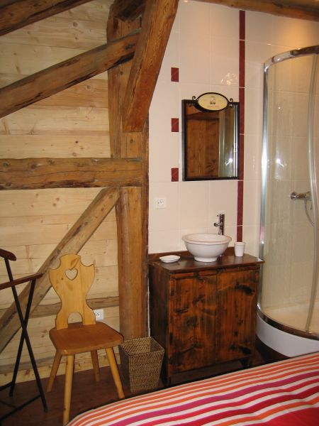 bedroom 2 Location Chalet 1767 Les Menuires