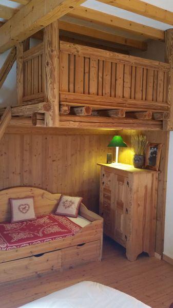bedroom 1 Location Chalet 1841 Méribel