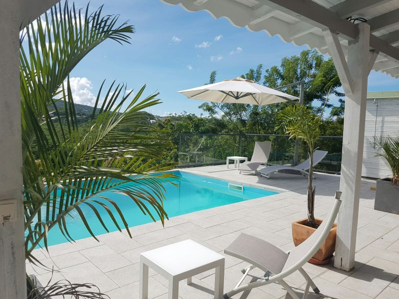 Swimming pool Location Self-catering property 18554 Vieux-habitants