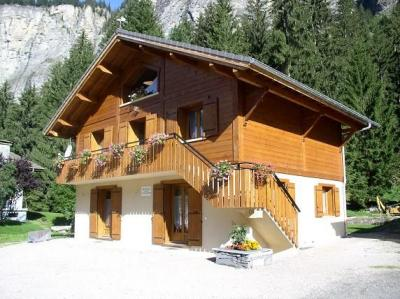 Outside view Location Flat 1944 Morzine