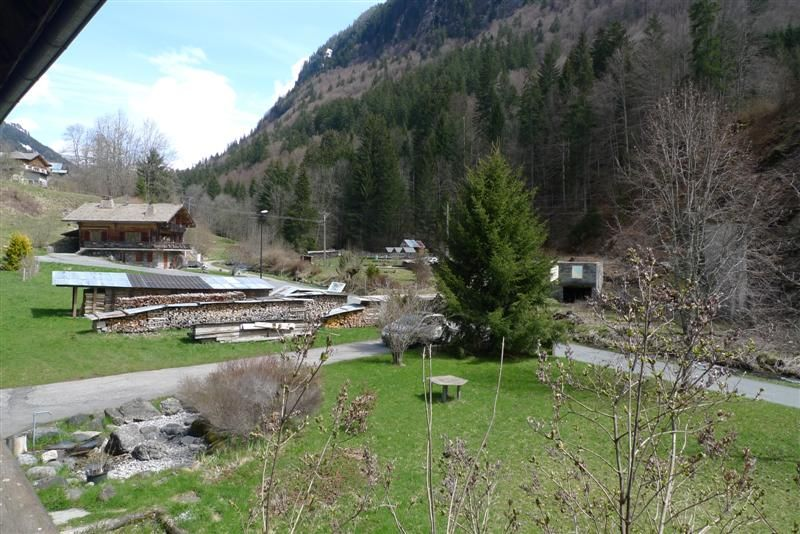 View from the property Location Chalet 1949 Montriond