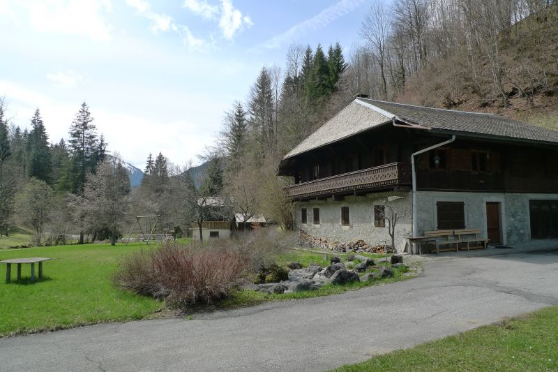 Location Chalet 1949 Montriond
