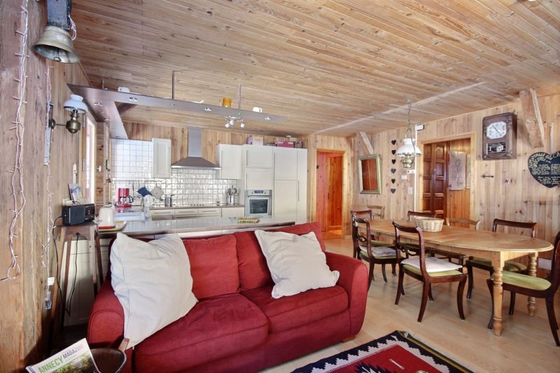 Living room Location Chalet 1949 Montriond