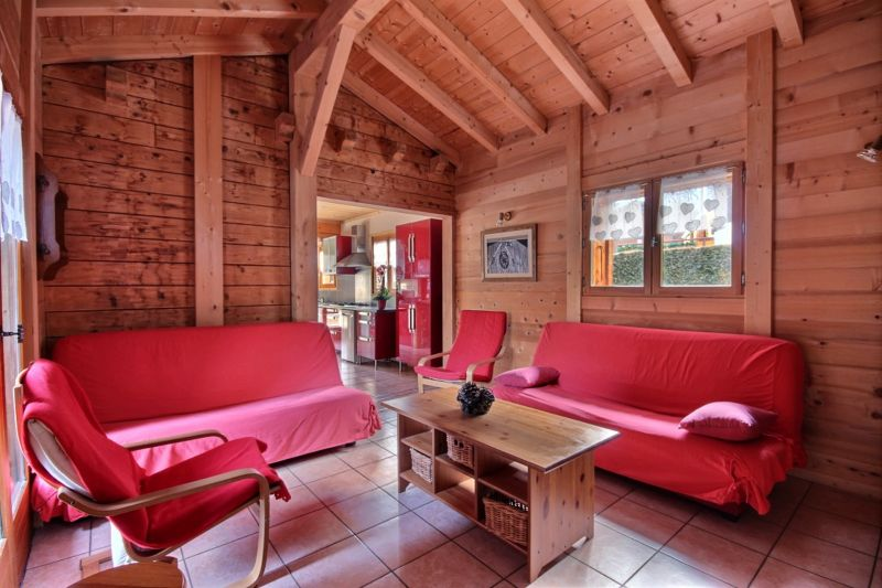 Sitting room 1 Location Chalet 1962 Morzine