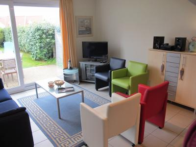 Sitting room Location House 20201 Wimereux