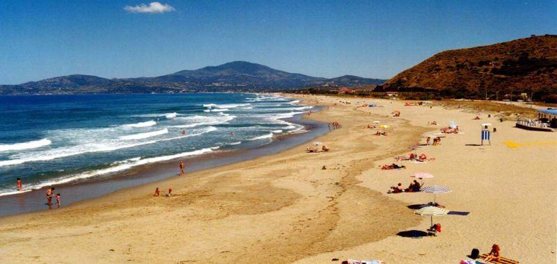 Beach Location Villa 20490 Ascea