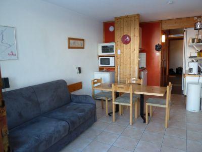 Location Studio apartment 209 Les Arcs